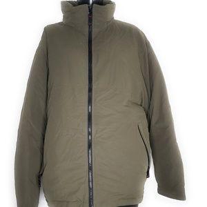 Eddie Bauer Goose Down Puffer Jacket Coat Winter
